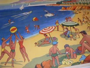vacance bord de mer